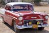 Vanhat autot Kuubassa